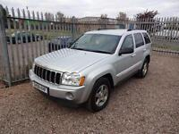 2008 JEEP GRAND CHEROKEE 3.0 CRD V6 Limited Station Wagon 5dr Auto