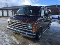 89 Dodge Boogie van