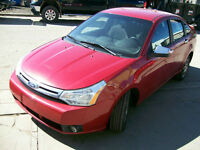 2011 Ford Focus 3MONTHS WARRANTY Sedan