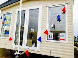 Cheap Caravan Kent ***SEAVIEW, KENT, HASTINGS, WHITSTABLE, CANTERBURY, CT52RY***