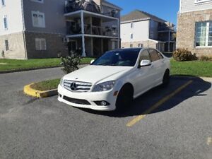 Mercedes C300 2009 4Matic