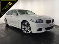 2012 BMW 520D M SPORT AUTOMATIC DIESEL ESTATE SERVICE HISTORY FINANCE PX WELCOME