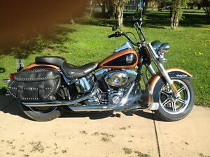 For Sale 2008 Heritage Softail