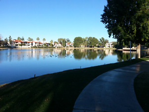 Beautiful Lakeside Vacation Rental with 3 Bdrms in Phoenix, AZ