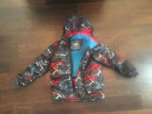 Selling brand name children's winter wear