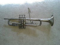 1924 Frank Holton and Co. Trumpet