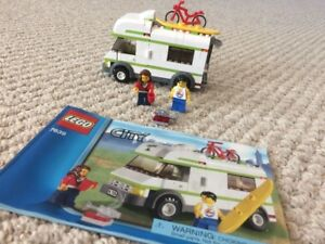 Lego City RV Camper