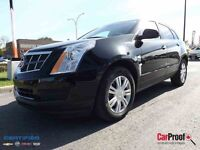 2012 CADILLAC SRX LUXURY 3,6L, ULTRAVIEW, RADAR RECUL