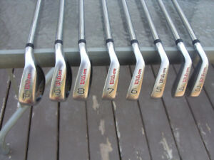 Wilson clubs right hand