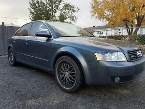 new price Audi A4 3.0l 2002 water pump and timing belt at 315000 Gatineau Ottawa / Gatineau Area image 1