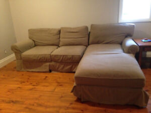 sectional lounger