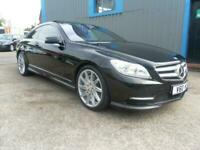 2012 Mercedes-Benz CL CL 500 CGI BlueEFFICIENCY 2dr Auto COUPE Petrol Automatic
