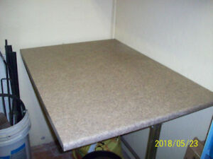 Countertop for kitchen island