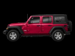 2018 Jeep Wrangler Unlimited Sahara 4x4  - Remote Start - $185.1