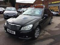 2012 Mercedes-Benz C Class 1.8 C180 BlueEFFICIENCY SE 7G-Tronic 4dr