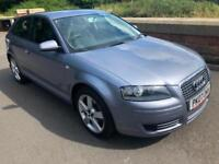 07 Reg Audi A3 Special Edition 1.6