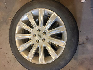 Rims and tires for sale