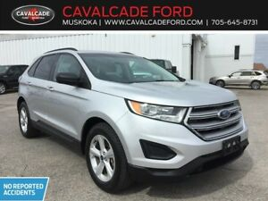 2016 Ford Edge SE AWD with backup cam,power door locks & windows