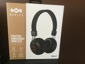 House of Marley Positive Vibration 2 Bluetooth Headphones