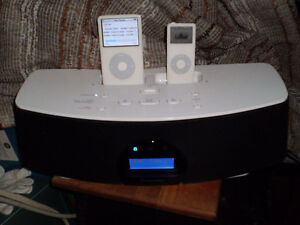 Pioneer Electronics Duo Series XW-NAC3-K Docking Station 4 Ipods