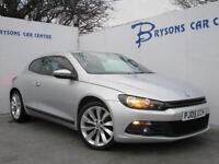 2009 09 Volkswagen Scirocco 2.0 TSI GT for sale in AYRSHIRE
