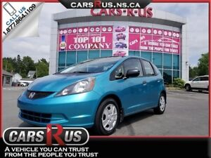 2013 Honda Fit DX-A SOLD!!
