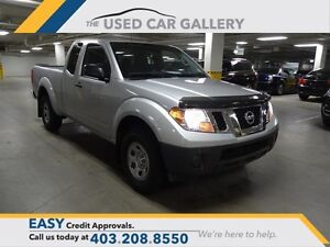 2014 Nissan Frontier King Cab S 4X2 5sp Everyone Approved