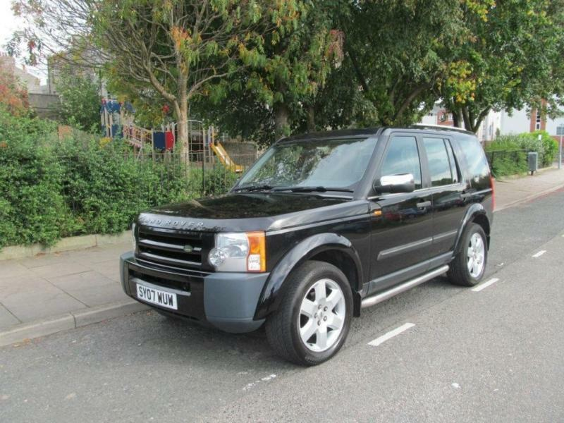 2007 Land Rover Discovery 3 2.7 TD V6 GS 5dr