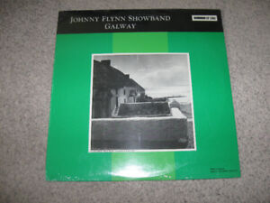 Johnny Flynn Showband-Galway-Original LP/Vinyl/Sealed