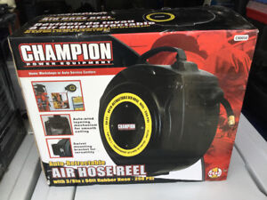 Champion air hose reel