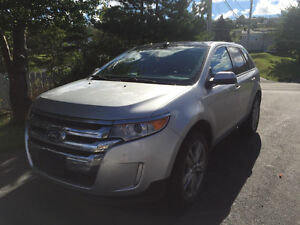 2012 Ford Edge SEL - with package SUV, Crossover