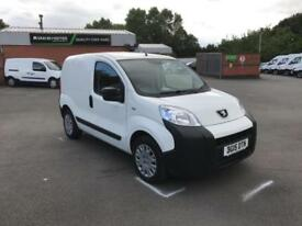 Peugeot Bipper 1.3 Hdi 75 Professional [Non Start/Stop] DIESEL MANUAL (2015)