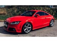 Audi Tt Tdi Quattro S Line Coupe 2.0 Manual Diesel