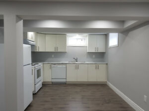 **NEWLY RENOVATED**  TWO BEDROOM LOWER LEVEL APARTMENT!!