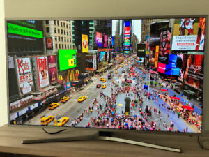 """Samsung 40"""" 4K HDR 2017 Smart TV with Warranty"""