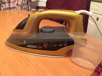 Phoenix gold steam iron use on curtains and duvet covers *as seen on tv*