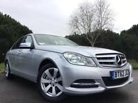 Mercedes-Benz C Class 2.1 C220 CDI BlueEFFICIENCY SE (Executive Pack)... 2012/62