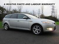 FORD MONDEO 2.0 TDCI 140 BHP *** ZETEC ESTATE ** SAT-NAV & BLUETOOTH **