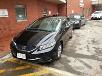 2013 Honda Civic DX Sedan