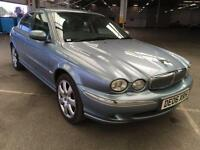 2006 JAGUAR X-TYPE 2.0D DIESEL AWD 2.0 99K MILES! NEW MOT! TOUCH SCREEN SAT NAV!