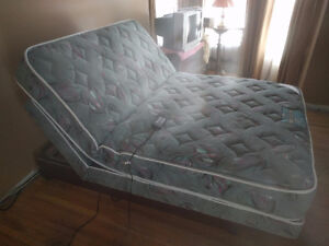 Nearly New Adjusta Magic Bed