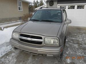 2003 Chevrolet Tracker 4 Door Other