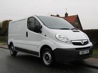 2013 Vauxhall Vivaro 2.0 CDTI 90PS VAN 2.9T EURO 5 4 door Van