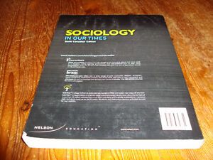 SOCIOLOGY IN OUR TIMES + ACESS CODE: SOCI 260 / 261 RDC TEXTBOOK