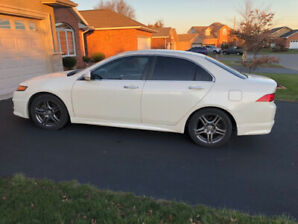 2006 Acura TSX A Spec - 6SP MANUAL
