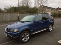 2001 51 BMW X5 3.0I SPORT 5 DOOR FULL HISTORY FULL MOT LOW 110K DRIVES SUPERB PX