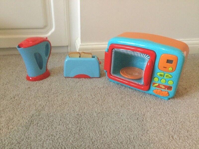 Children's microwave