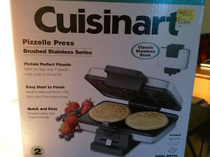 Pizzelle (Cookie) Press by Cuisinart
