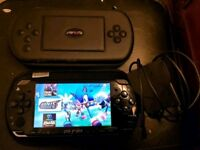 Sony psp with 13 full games & 4 emulators with loads of games