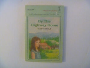 MARY STOLZ - By The Highway Home (1972 Paperback)